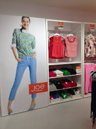 off the rack joe fresh launches at jcpenney the budget