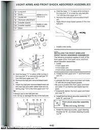 2012 yamaha yfm550 yfm700 grizzly atv service manual lit 11616