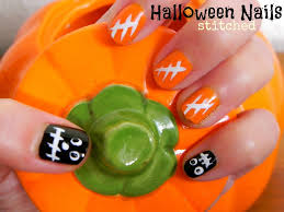 cute and easy halloween nail designs nails gallery