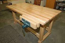 woodworking bench w wilton vise by moosejaw lumberjocks com