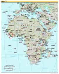 Liberia Map Foreign Missions Of The Apostolic Lutheran Church Of America