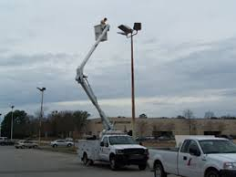 parking lot light repair near me commercial parking lot light design maintenance in south carolina