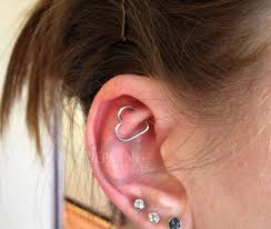 heart cartilage ear cartilage piercing tragus the piercing urge melbourne