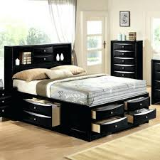 bookcase bed frame bookcase headboard epic king size bed frame