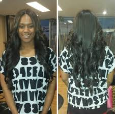 Los Angeles Hair Extensions by Before And After Full Weave Hair Extensions With Closure Yelp