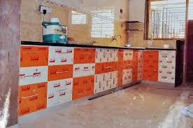 regular pvc designer kitchen furniture in ahmedabad kaka sintex