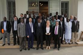 chambre des m騁iers pays de la loire coopération économique une délégation de la chambre des métiers et
