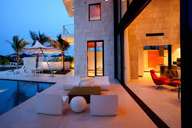 pool outdoor living bonaire house netherlands antilles