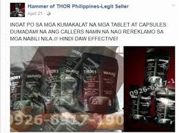 hammer of thor original formula powder food beverage metro