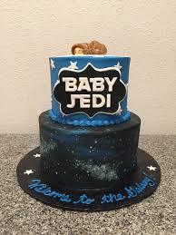 star wars baby shower cake best shower