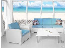 Patio World Princeton Nj Strata Furniture Loggins Cielo Patio White 3 Piece Seating Group