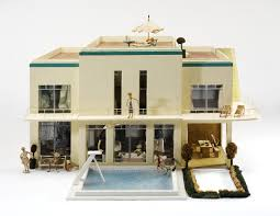 gallery of 12 dollhouses that trace 300 years of british