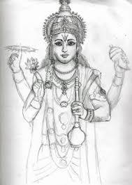 pictures pencil drawings of vishnu drawing art gallery