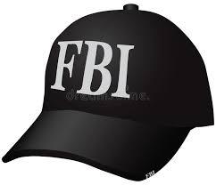 bureau hat hat fbi editorial image illustration of national 35140105