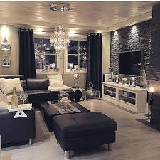 black furniture living room contemporary living room with black
