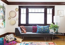 designs for small living rooms living room daybed white furniture