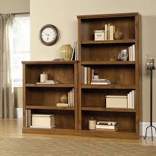 Sauder Barrister Bookcase by Sauder Select 3 Shelf Bookcase 410372 Sauder