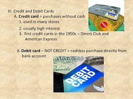 sources of loans and credit i types of financial institutions a