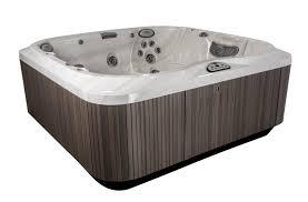 Jacuzzi Spas J 345 6 7 Person Tub Ultra Modern Pool U0026 Patio