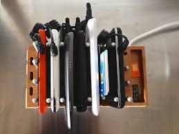 Diy Charging Station Diy 6 Device Usb Charging Rack With Modo And Legos Adora Io