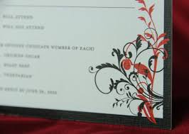 sle rsvp cards rsvp wordingtruly engaging wedding