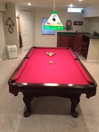 pool table movers chicago craftmaster pool table 8 sold used pool tables billiard tables