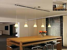track pendant lights kitchen kitchen tracking lights track light pendants creative of pendant
