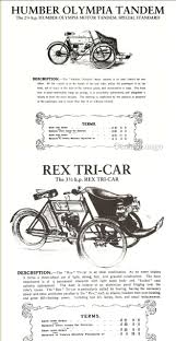 1904 07 royal enfield tricycle forecar the online bicycle museum