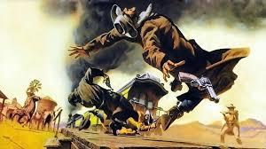 western cowboys drawings wallpaper
