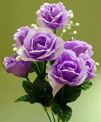 lavender roses bouquets