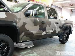 jeep grand cherokee vinyl wrap project 12 gauge part 3 2011 chevy silverado truckin magazine