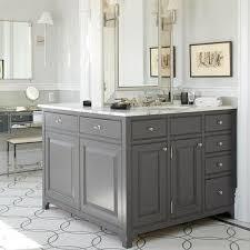 contemporary gray bathroom vanity design ideas