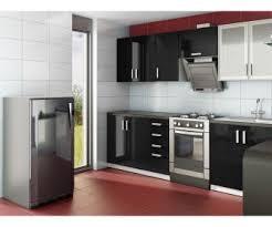 cuisine toute equipee avec electromenager cuisine laqu blanc bois tag gagner cuisine laqu blanc of cuisine