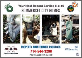 Pedestal Installation Meter Pedestal Installation For Sommerset City Homes Double The