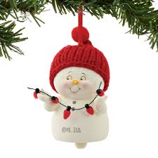 snowpinions ornaments get lit bell ornament 4056906