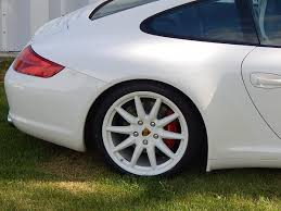 porsche 997 widebody spacers for winter setup narrow wide body rennlist porsche