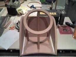 how to make a fiberglass subwoofer box 19 steps with pictures fiberglass box professionally painted check it out car