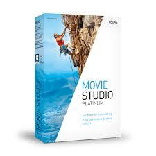 video programs of vegas movie studio family in comparison