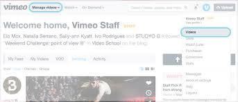 Challenge Vimeo The Page Help Center