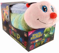 light up ladybug pillow pet pillow pets wee 11 inch super soft stuffed animal pillow for