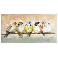 Birds Home Decor Society Of Birds Art Pier 1 Imports Bird Decor Pinterest