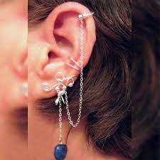 bajoran earring what are some types of indowestern earrings quora