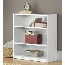 3 shelf narrow bookcase wall units bookshelf walmart ideas mainstays 3 shelf standard wood