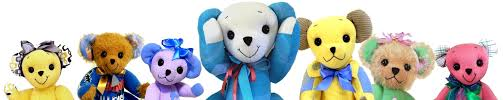 remembrance items handmade memory teddy bears from loved one s clothing and