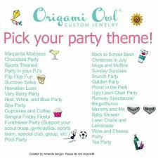 party themes july 1111 best inspiration origami owl custom jewelry melissa