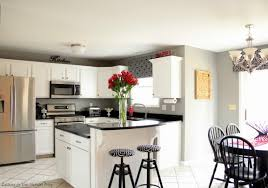 Renew Kitchen Cabinets Black And White Kitchen Cabinets Thraam Com