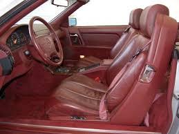 Mercedes Benz Interior Colors Vlc Color Leather U0026 Interior Paint 150 Ml Mercedes Red Volico