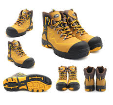 Light Work Boots Lightweight Steel Toe Shoes Ladies High Heel Safety Shoes Work