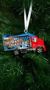 semi truck ornament crafty semi trucks