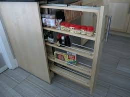 kitchen spice rack ideas spice storage cabinets spice rack ideas for both roomy and cred
